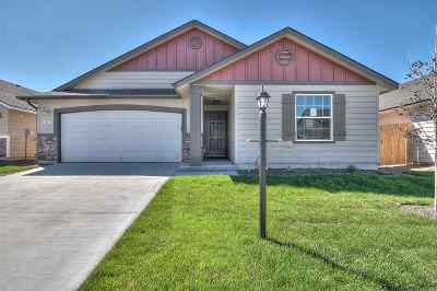 Meridian Single Family Home For Sale: 5240 N Maplestone Ave.
