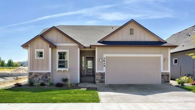 Meridian Single Family Home For Sale: 2678 E Copper Point St.