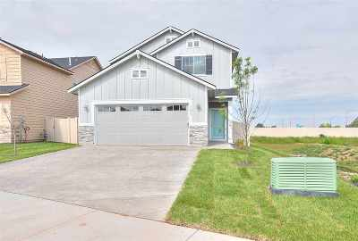 Meridian Single Family Home For Sale: 4675 W Silver River St.