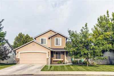 Single Family Home Back on Market: 3877 S Picasso Ave