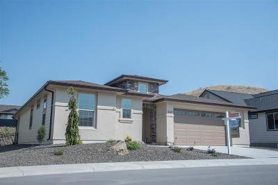 Boise Single Family Home For Sale: 5668 W Creeks Edge Dr