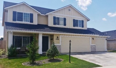 Boise Single Family Home For Sale: 9945 Mossywood Dr