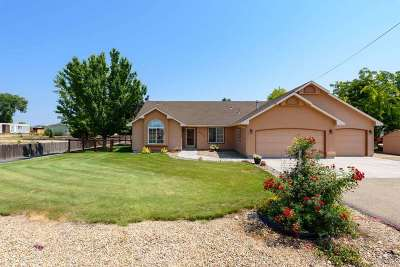 Nampa Single Family Home For Sale: 3212 S Stanford