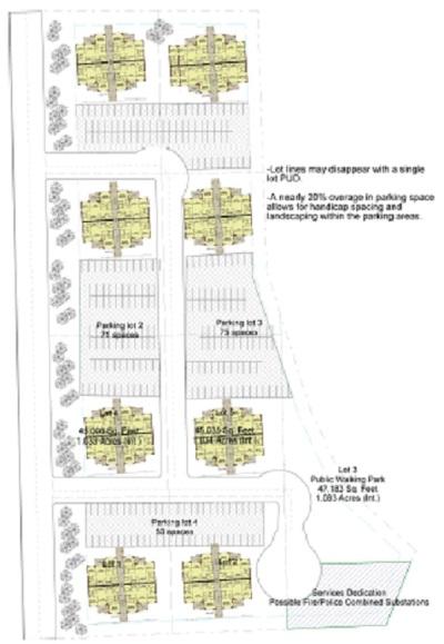 Meridian Multi Family Home For Sale: E. Eagle Rd. Apts.
