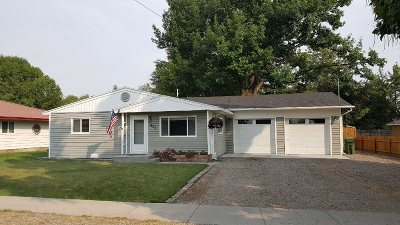 New Plymouth Single Family Home For Sale: 252 SE Blvd