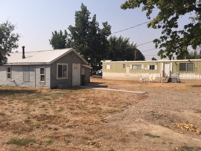 Payette Multi Family Home For Sale: 929 N 8th Street