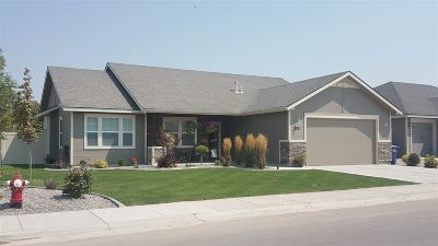 Twin Falls Single Family Home For Sale: 973 Birchton Loop