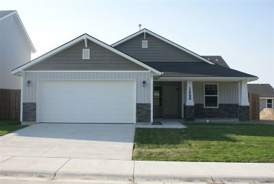 Caldwell ID Single Family Home New: $198,990
