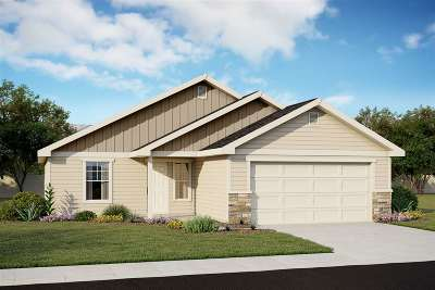 Caldwell ID Single Family Home New: $205,990