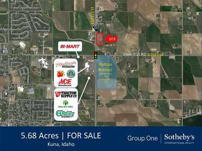 Kuna Residential Lots & Land For Sale: 1698 E Lazy Db Ln