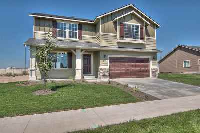 Meridian Single Family Home New: 3867 W Farlam Dr.