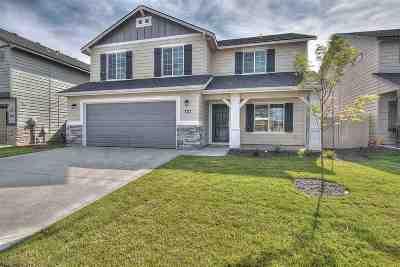 Meridian ID Single Family Home New: $328,990