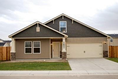 Nampa Single Family Home New: 15340 N Shiko Way