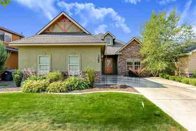 Boise Single Family Home New: 1089 Rubicon