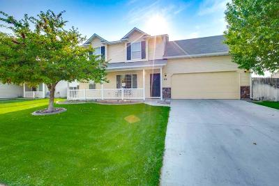 Nampa Single Family Home For Sale: 69 N Jefferson