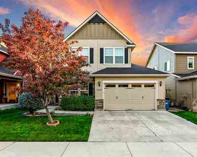 Boise Single Family Home New: 9445 W Sloan