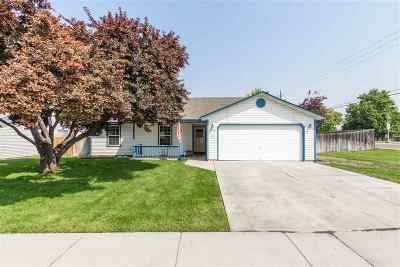 Nampa Single Family Home For Sale: 2222 Lambert