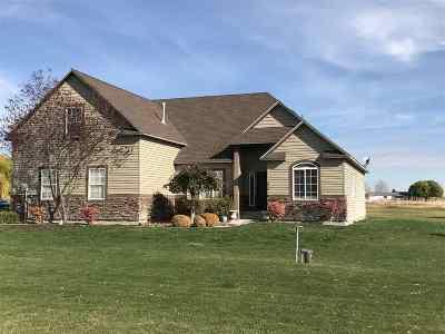 Kimberly Single Family Home For Sale: 3210 N 3470 E