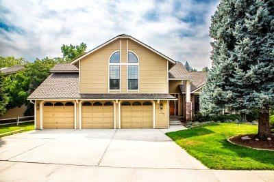 Boise Single Family Home For Sale: 10121 W Edna
