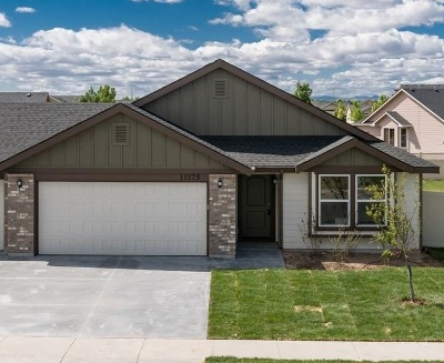 Nampa Single Family Home New: 17 N Firestone Way