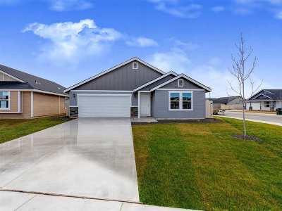 Nampa Single Family Home New: 19 N Firestone Way