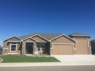 Star Single Family Home New: 12355 W Rice Rd