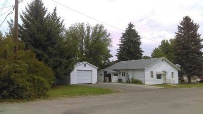 Shoshone Single Family Home For Sale: 304 S Birch