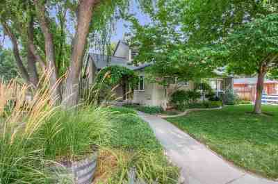 Boise Single Family Home For Sale: 4624 W Shasta Street