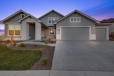 Meridian Single Family Home For Sale: 891 E Crest Ridge Dr