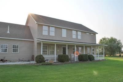 Mountain Home Single Family Home For Sale: 7501 S 18th. E