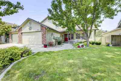 Boise Single Family Home For Sale: 4288 N Chatterton Ave