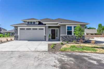 Meridian Single Family Home For Sale: 4637 W Shirdale Ct.