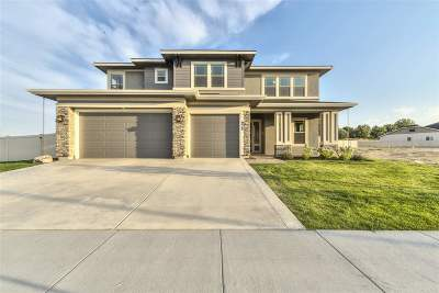 Star Single Family Home For Sale: 325 S Aspen Lakes Way