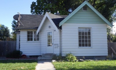 Jerome Single Family Home For Sale: 317 4th Ave E