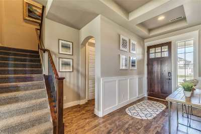 Star Single Family Home For Sale: 10103 Twisted Vine Ct
