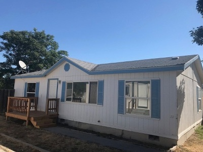 Filer Single Family Home For Sale: 520 6th St