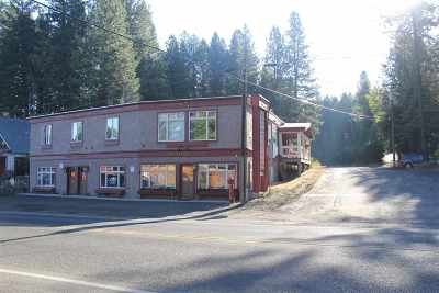 Cascade, Donnelly, Mccall, New Meadows Commercial For Sale: 321 N 3rd St