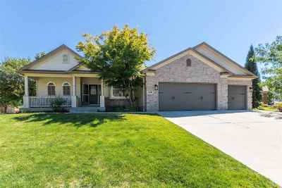 Boise Single Family Home For Sale: 5174 S Hayseed Way