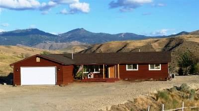 Boise County Single Family Home For Sale: 5 Sunburst Rd