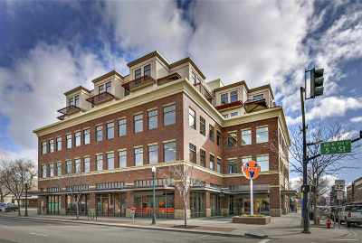 Boise Condo/Townhouse For Sale: 420 W Main St