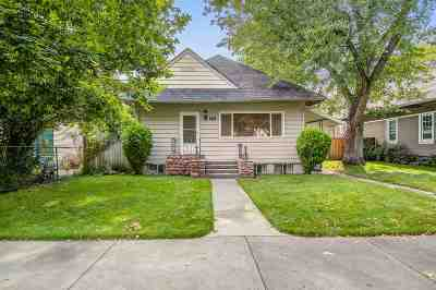 Boise Single Family Home For Sale: 910 N 10th Street