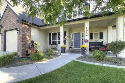 Nampa Single Family Home For Sale: 1939 W Aspen Creek Dr