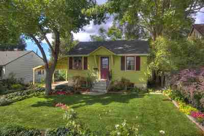 Single Family Home For Sale: 316 W Resseguie St.