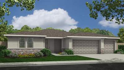 Meridian Single Family Home For Sale: 5883 W Torano Dr.