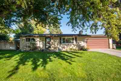 Boise ID Single Family Home Back on Market: $269,000