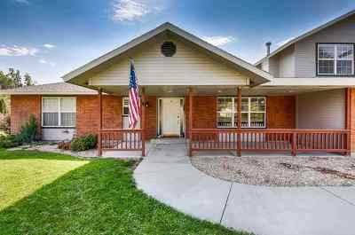 Nampa Single Family Home For Sale: 165 N Sherwood Drive