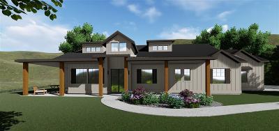 Eagle Single Family Home For Sale: 8804 N Bullwinkle Ln