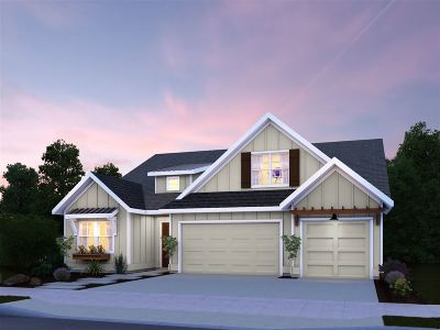 Meridian Single Family Home Back on Market: 3009 N Price Way