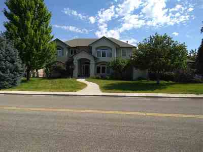 Boise Single Family Home For Sale: 2774 E Table Rock Road