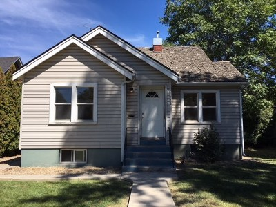 Caldwell Multi Family Home Price Change: 1605 Cleveland Blvd
